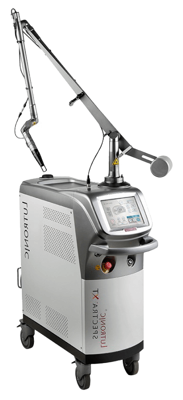q-switched-laser-lutronic-spectra